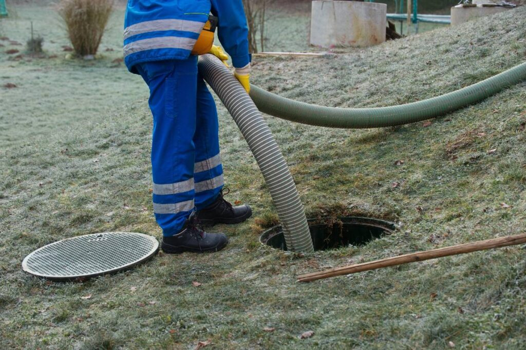 septic tank cleaning Greenville, NC