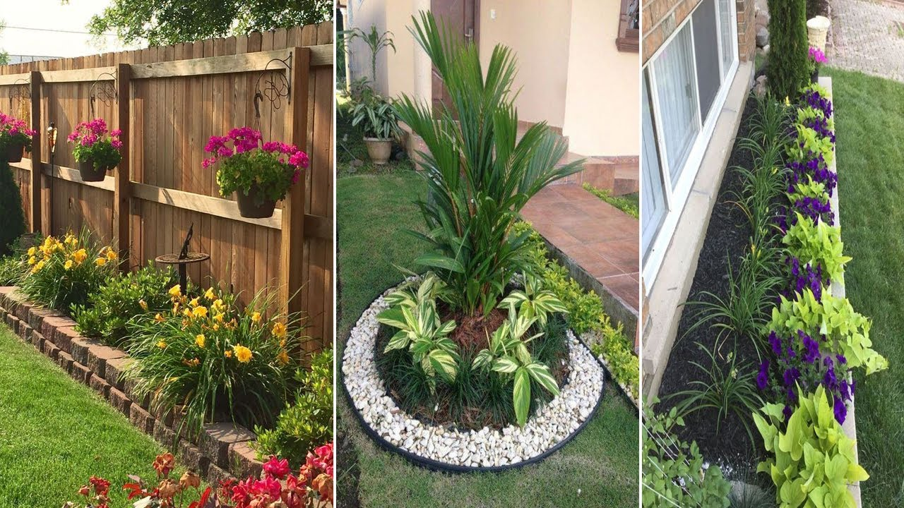 15 Tips For Landscaping On A Budget | garden ideas