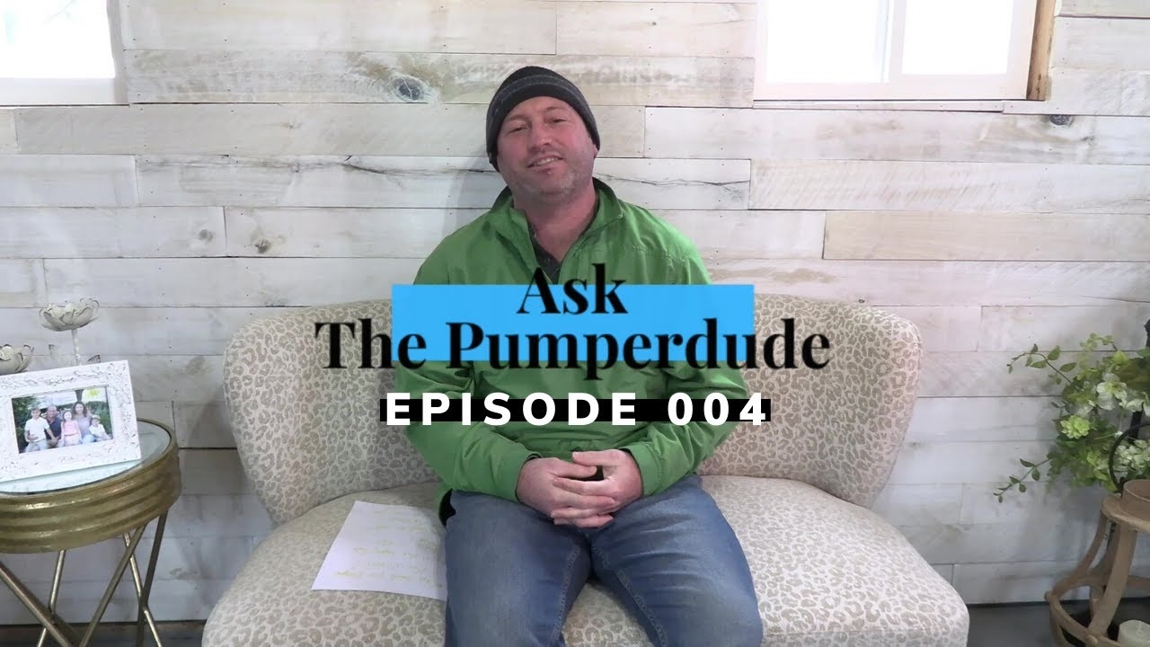 Septic Inspections, Time of Sale Inspections, Home Buyer Tips | #AskThePumperdude Episode 004