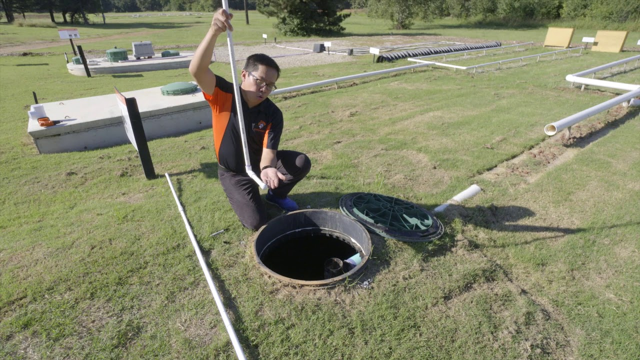Septic System Inspection and Maintenance